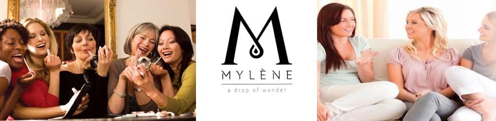 ... een Mylène thuisparty staat garant voor een informatieve en gezellige avond